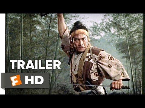 Mifune: The Last Samurai Official Trailer 1 (2016) - Documentary