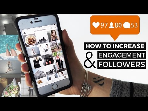 INSTAGRAM HOW TO:  Increase Engagement & Followers Ep. 4