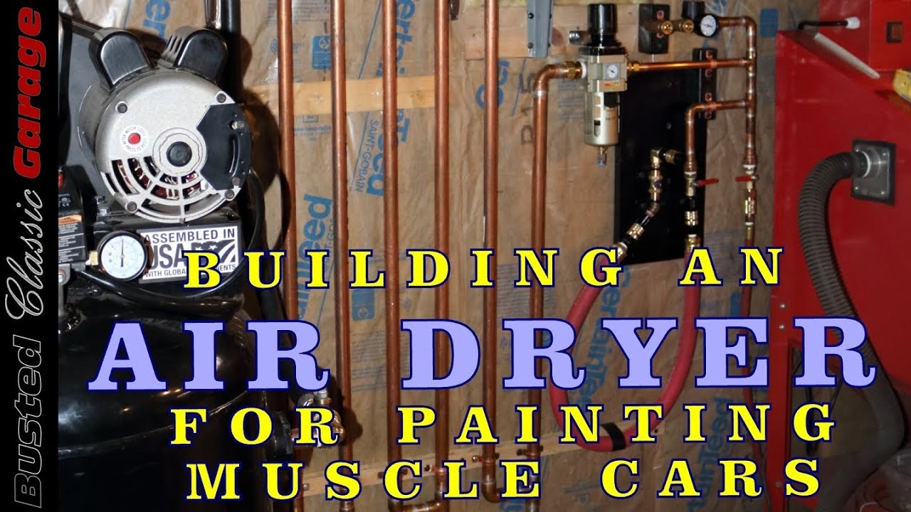 Air Dryer ~ How To Remove Moisture