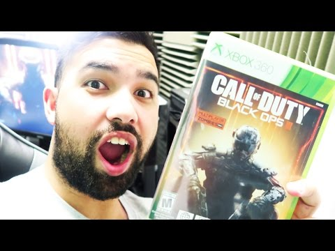 BUYING Black Ops 3 FOR