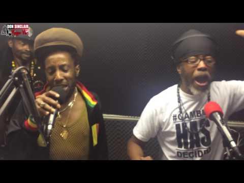 City Lock Radio ft Jnr International, Ruddy Irie, Boom Donovan, Strika Blessed
