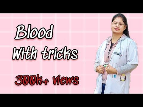 Blood / wbc / RBC / platelets for neet in hindi/ neet 2018