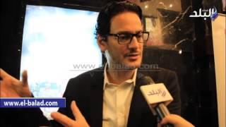 بالفيديو و الصور .. خالد أبو النجا لصدي البلد : داود عبد السيد سبب موافقتي علي قدارت غير عادية