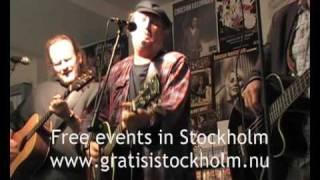 Eldkvarn - Kommit Hem, Live at Bengans, Stockholm 4(6)