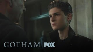 Bruce Tells Alfred He Is Wrong About Selina | Season 5 Ep. 5 | GOTHAM