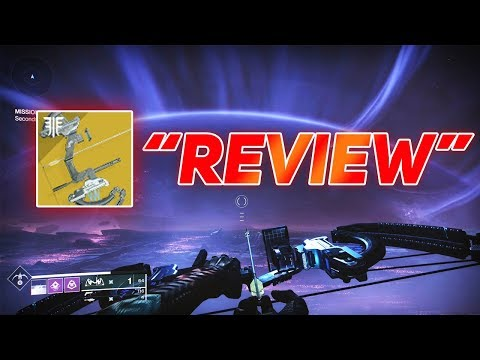 "Trinity Ghoul ""Review"" - Destiny 2 thumbnail"