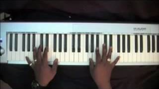 Jesus Is Love - Commodores / Lionel Richie - Piano Tutorial