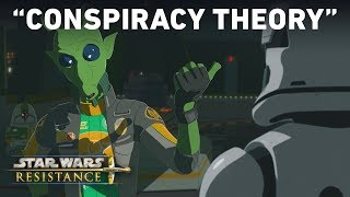 """Conspiracy Theory - """"The Disappeared"""" Preview 