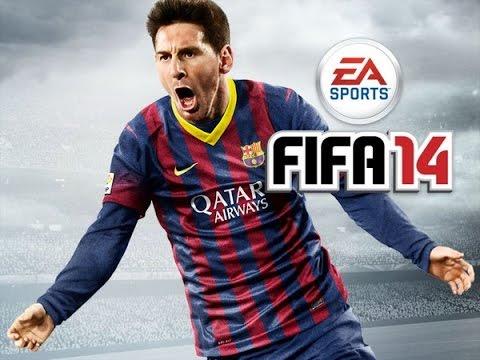 Где скачать, и как установить полностью FIFA 14 !!!
