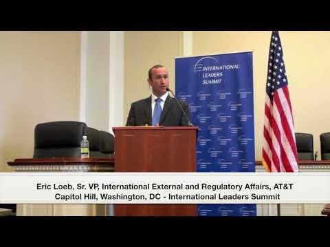 Eric Loeb - ILS Rule of Law Event, Capitol Hill, Washington D.C.