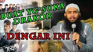 Misteri di Balik Drakor  - Ustadz Syafiq Riza Basalamah