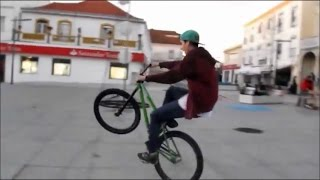 MTB Street Edit - Diogo Lopes