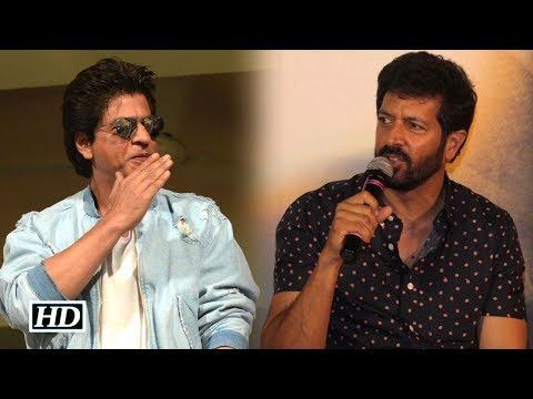 Kabir Khan speaks about SRK