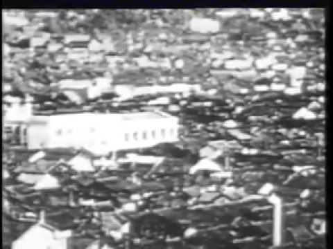 AFTER EFFECTS OF THE ATOMIC BOMB ON HIROSHIMA AND NAGASAKI