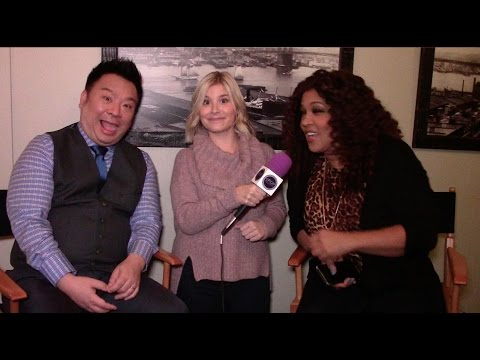 Young & Hungry's Rex Lee and Kym Whitley