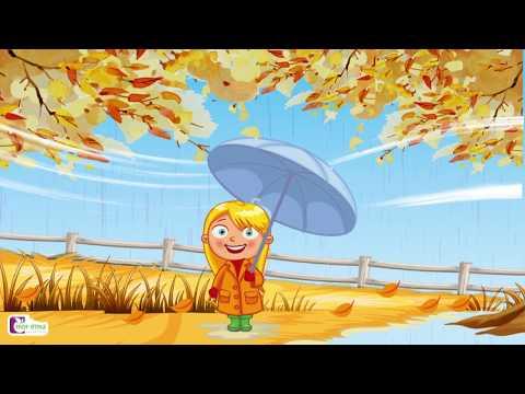 Sonbahar Nasıl Oluşur | Mor Elma...