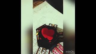 best gift for lover Sevgiliye en güzel süpriz😍😍😍