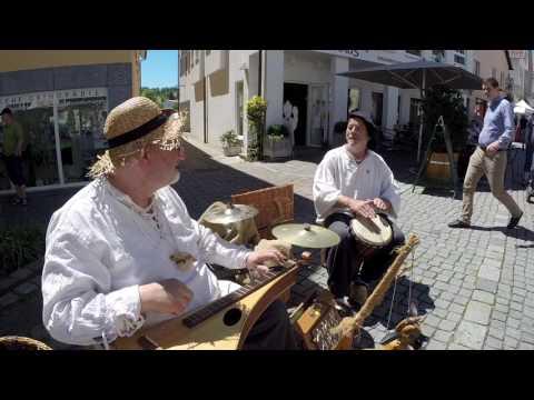 Gavotte 2 - Michael Praetorius - Duo Dulcimus