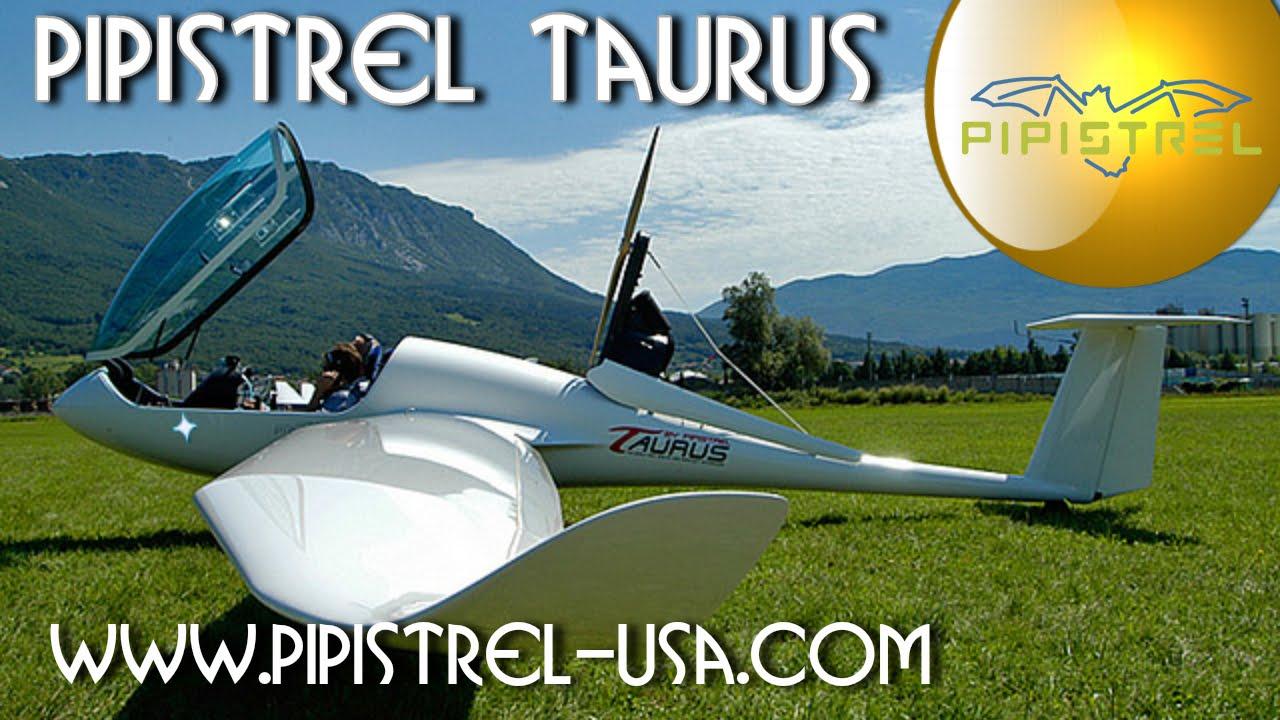 Pipistrel Taurus motorized sailplane review by Dan Johnson