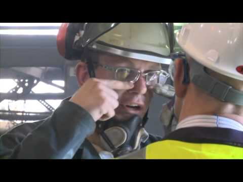 HSE Inspectors' Respiratory Protection Training Video