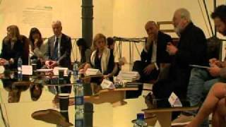 PARLAMENTO CULTURALE MEDITERRANEO - Parte 1 - MAXXI ROMA - 19/04/2011