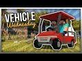 ✔️ FORTNITE GOLF CART in Minecraft!? (Vehicle Wednesday)