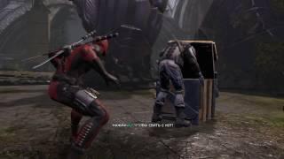 Отрывок из игры DeadPool #2