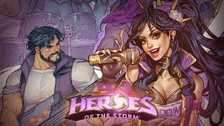 Heroes of the Storm Soundtrack – Dragon Shire