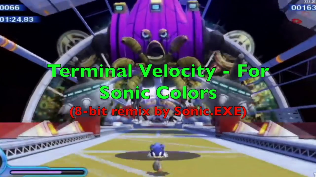 Terminal Velocity - For Sonic Colors (8-bit remix)