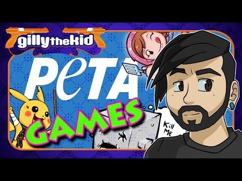 Download Youtube: PETA Games - gillythekid