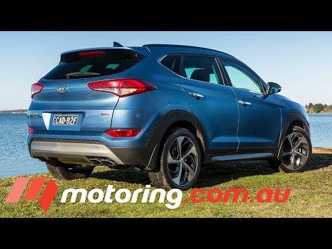 Hyundai Tucson Highlander: 2017 Medium SUV Comparison | motoring.com.au
