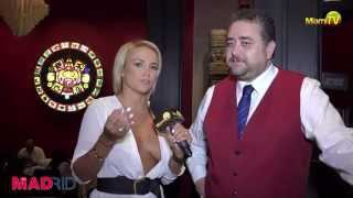 Mestizo Mexican Restaurant Madrid Spain - Miami TV  - Jenny Scordamaglia