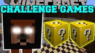 Minecraft: SCAR CHALLENGE GAMES - Lucky Block Mod - Modded Mini-Game