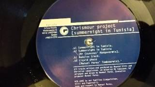 Chrismour Project  Summertime In Tunisia EP  Gforce Rec - Summertime In Tunisia