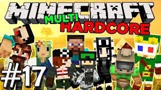 Minecraft MultiHardcore: Episode 17 - Gjenforening