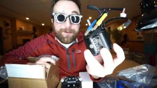 DIY Boosted Board and CASEY NEISTAT CAN I BE IN YOUR VLOG?!!