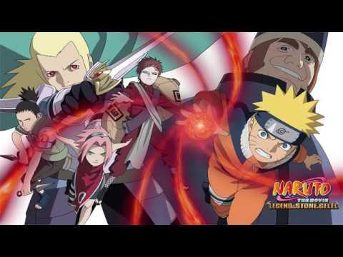 Naruto The Movie OST 2 - Gaara vs. Ranke - 20 - YouTube