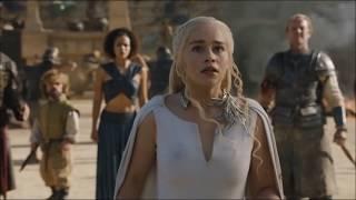 Legendary Dragon Scene Game of Thrones Season 5 (HD)