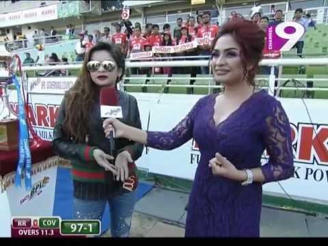 Nafisa Kamal Interview During BPL Match | Comilla Victorians | BPL 2016