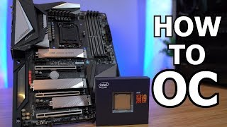 Get All The Performance YOU Paid For - 9900K OC Guide