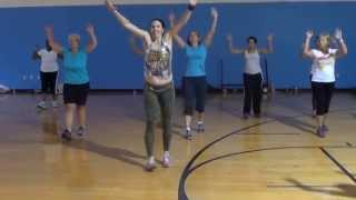 Pasarela Daddy Yankee  Jilly Zumba Dance Fitness routine
