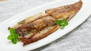 비린내 없이 삼치 생선구이 굽기 ( Grilled Sp…