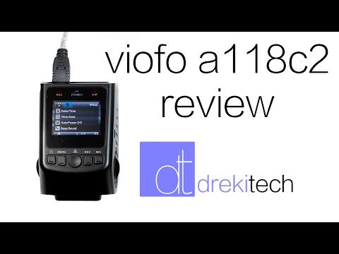 Viofo A118C2 Dash Cam Review