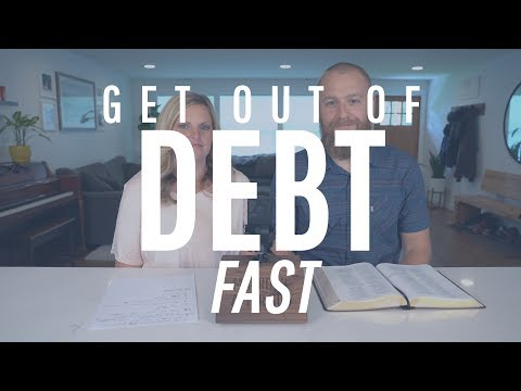 7 Tips For How to Get Out of Debt Quickly