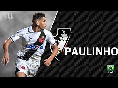 Paulinho | Vasco da Gama | Goals, Skills, Assists | 2017 - HD