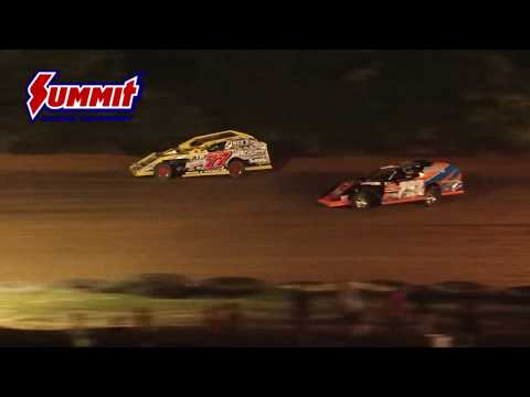 Summit Racing Equipment Modified Nationals Spoon River Speedway June 22, 2017 | HIGHLIGHTS