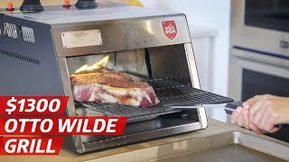 Do You Need the $1300 Otto Wilde Steak Grill? - The Kitchen Gadget Test Show