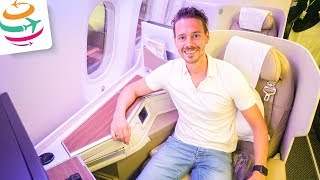Die günstige Saudia Business Class 787 auf Langstrecke | GlobalTraveler.TV