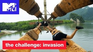 'Satan's Pool Challenge' Official Sneak Peek | The Challenge: Invasion | MTV