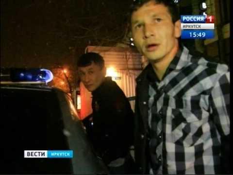 Рейд ГИБДД по ночным улицам Иркутска пьяные водители, оружие и неадекватные компании